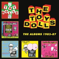 The Toy Dolls - The Albums 1983-87(Captain Oi! / Cherry Red)