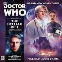 Doctor Who: The Helliax Rift