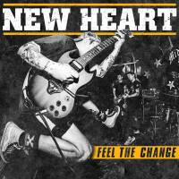 New Heart – Feel the Change (Blood & Ink)