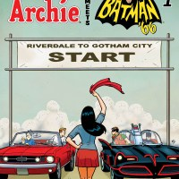 Archie meets Batman '66 - The historic crossover begins...
