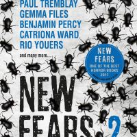 New Fears 2 – Edited by Mark Morris (Titan Books)