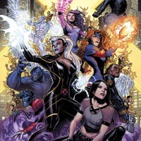 Marvel Reveals New UNCANNY X-MEN #1 Cover from Jim Cheung!