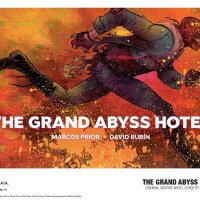 BOOM! Studios Announces The Grand Abyss Hotel...