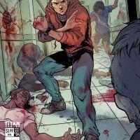The Raid #4 – Alex Paknadel, Ollie Masters & Budi Setiawan (Titan Comics)