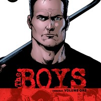 "Dynamite Delivers ""The Boys"" Omnibus"