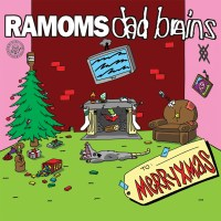 "Ramoms / Dad Brains – Merryxmas Split 7"" (Pirates Press)"