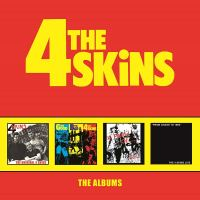 The 4 Skins - The Albums: 4xCD Collection (Captain Oi / Cherry Red)