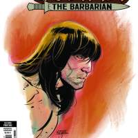 CONAN THE BARBARIAN #3 Returns For Second Printing!