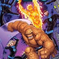 Fantastic Four: Fourever – Dan Slott, Sara Pichelli, Simone Bianchi, Skottie Young, Nico Leon & Stefano Caselli (Panini / Marvel)