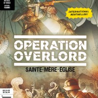 Operation: Overlord #1 coming to comic book stores this May...