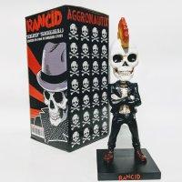 RANCID Skeletim Limited Edition Throbblehead...