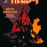 Hellboy #1: Seed of Destruction Part One (25th Anniversary Edition) – Mike Mignola, John Byrne, Mark Chiarello & Dave Stewart (Dark Horse Comics)