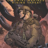 "More ""Aliens"" Stories From Dark Horse And Twentieth Century Fox..."