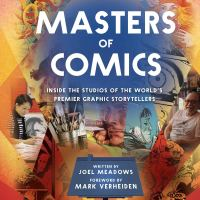Masters of Comics: NYCC 2019 - Listen To The Masters Of Comics Talk At New York's Society Of Illustrators