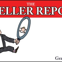 YOU HAVEN'T READ THE MUELLER REPORT …Because This Graphic Novel Isn't Out Yet!