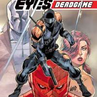 Rob Liefeld Reports For Duty with G.I. JOE!