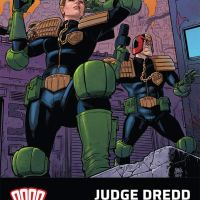 2000AD Digest: Judge Dredd: Ghost Town