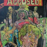 Spine-Tingling Tales of the Accused A.D. #1 (Splatter Rock)