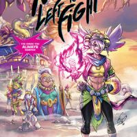 No One Left To Fight #2 – Aubrey Sitterson & Fico Ossio (Dark Horse Comics)