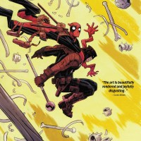 Deadpool: Good Night – Skottie Young, Nic Klein, Scott Hepburn & Ian Herring (Marvel)