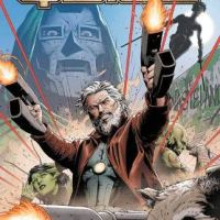 Old Man Quill: Nobody's Fault But Mine – Ethan Sacks, Robert Gill, Ibraim Roberson & Andres Mossa (Marvel)