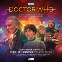 Doctor Who: The Companion Chronicles: The First Doctor Volume 3
