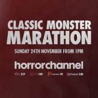 The Horror Channel Presents... CLASSIC MONSTER MARATHON