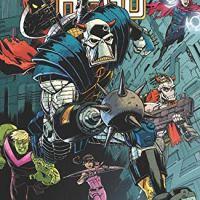 Death's Head: Clone Drive – Tini Howard, Kei Zuma, Felipe Sobreiro & Travis Lanham (Panini / Marvel)