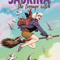 Sabrina the Teenage Witch – Kelly Thompson, Veronica Fish, Andy Fish & Jack Morelli (Archie Comics)