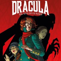 Anno Dracula 1895: Seven Days in Mayhem - Kim Newman & Paul McCaffrey (Titan Comics)