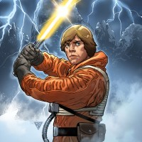 Luke Wields A New Lightsaber In Star Wars #6!