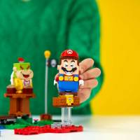 The LEGO Group and Nintendo lift the lid on exciting new LEGO® Super Mario™ details; preorders begin today...