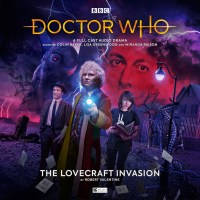 Doctor Who meets H.P. Lovecraft