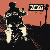 "Territories/ The Vicious Cycles – Split 7"" (Pirates Press Records)"