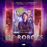 Nicola Walker, Claire Rushbrook, David Collings, Pamela Salem in The Robots 2...