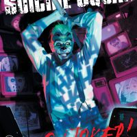 DC Announces 'Suicide Squad: Get Joker!' by Brian Azzarello and Alex Maleev!