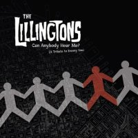 The Lillingtons – Can Anybody Hear Me? (A Tribute to Enemy You) EP (Red Scare)