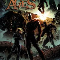Marvel's Dark Ages Begin! Descend Into Darkness In Tom Taylor And Iban Coello's New Series