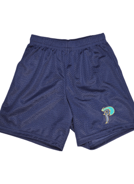 Pirates Alternate Youth Mesh Shorts- Navy