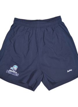 Pirates Primary Jogger Shorts- Navy