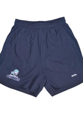 Pirates Primary Jogger Shorts- Navy