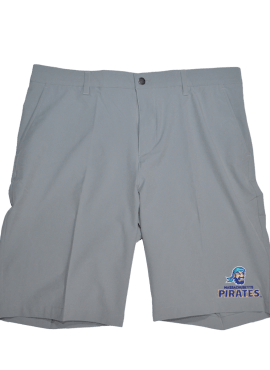 Adidas Pirates Primary Golf Shorts- Slate