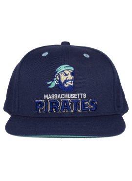 Pirates Primary Snapback- Navy