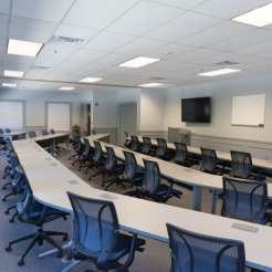 Training Facilities on 2nd Floor