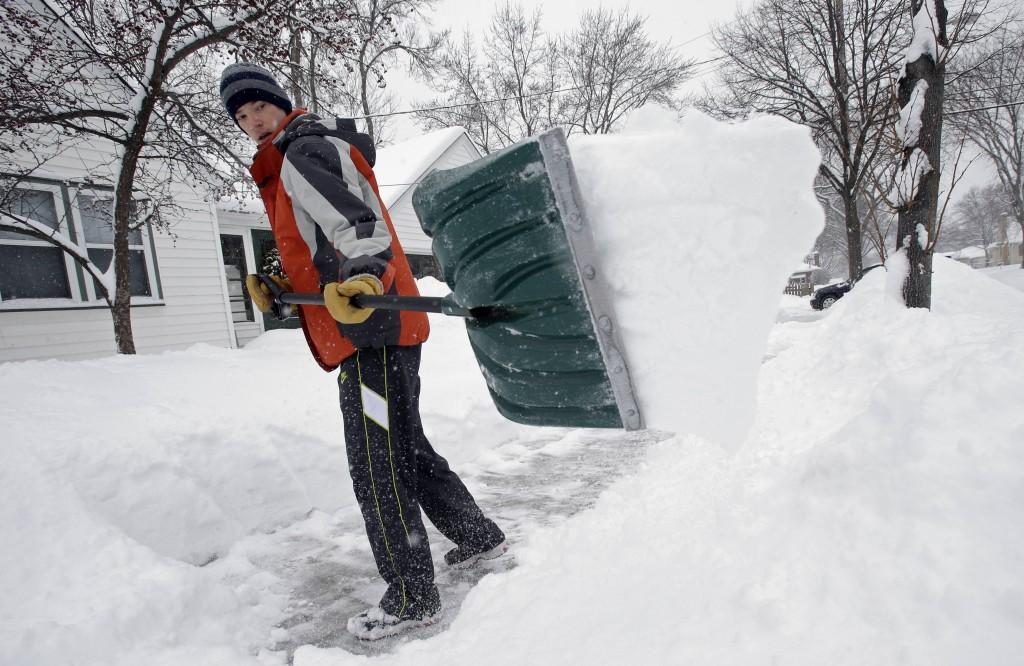 Winter Storm Minnesota