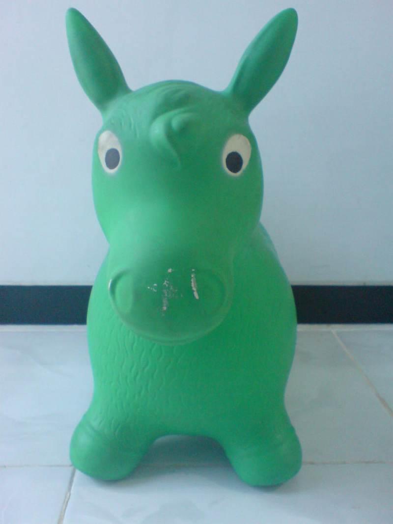 kuda-hijau