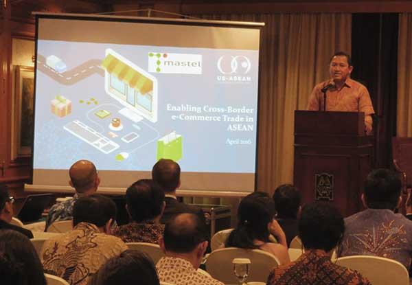 Ketua Umum Mastel Kristiono Wongsosuwarno