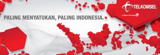 Telkomsel Paling Menyatukan Paling Indonesia