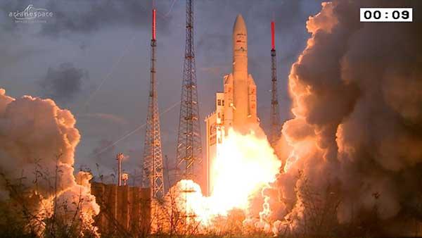 Peluncuran Satelit BRIsat