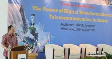 Tantangan Transformasi Digital Industri Telekomunikasi